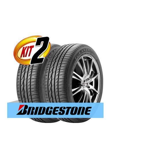 Tudo sobre 'Kit 2 Pneus 185/55 R16 Bridgestone Turanza Er300 83v'