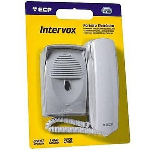 Tudo sobre 'Kit Porteiro Eletrônico Intervox'