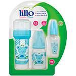 Tudo sobre 'Kit Primeiros Passos Azul com 3 Peças - Lillo'