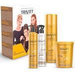 Trivitt - Kit Hidratação Profissional 4 Produtos