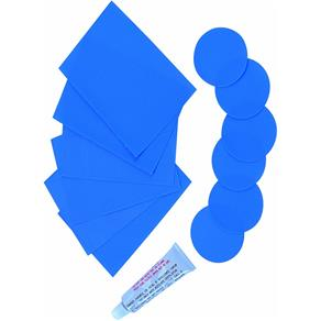 Kit Reparo P de Piscina Azul - Azul