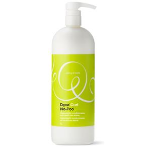 Shampoo Cremoso Deva Curl No-Poo 1000Ml