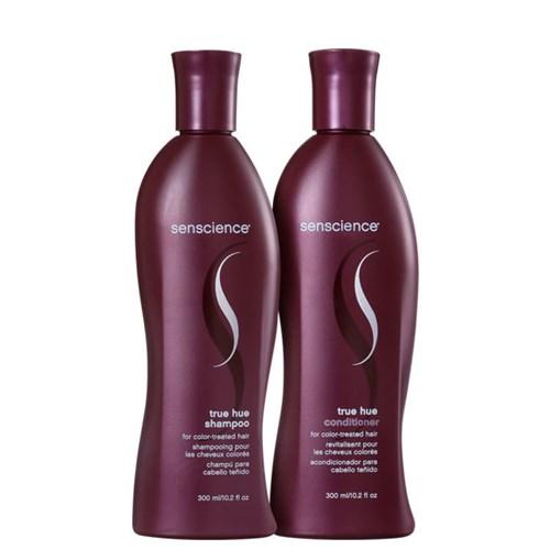 Kit Senscience True Hue Shampoo e Condicionador 300ml