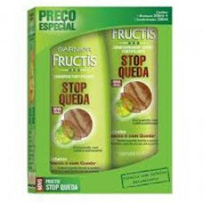 Kit Shampoo + Condicionador Fructis Stop Queda 200ml