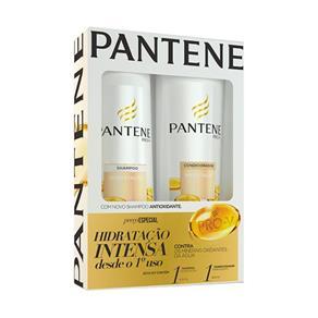 Kit Shampoo + Condicionador Pantene Hidratação - 2 X 400ml
