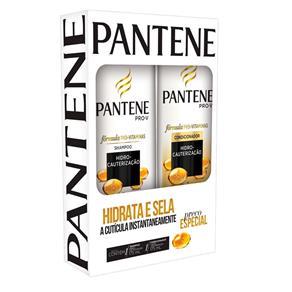 Kit Shampoo + Condicionador Pantene Hidro-Cauterização 175mL