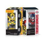 Kit Shampoo e Condicionador - Transformers
