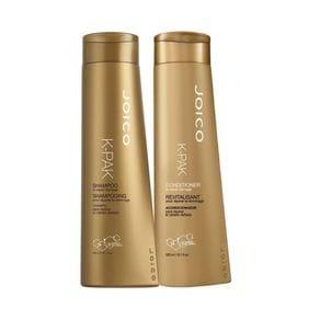 Tudo sobre 'Kit Shampoo K Pak 300ml + Condicionador K Pak 300ml Joico'