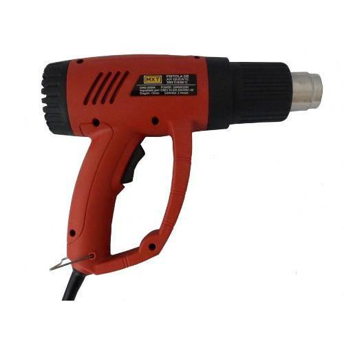 Kit Soprador Térmico 2000w com Maleta e Ajuste de Temperatura 350° a 650° Mxt - 220v