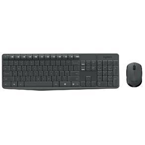 Kit Teclado + Mouse Wireless