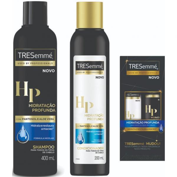 Kit Tresemmé Hidratação Profunda Shampoo + Condicionador