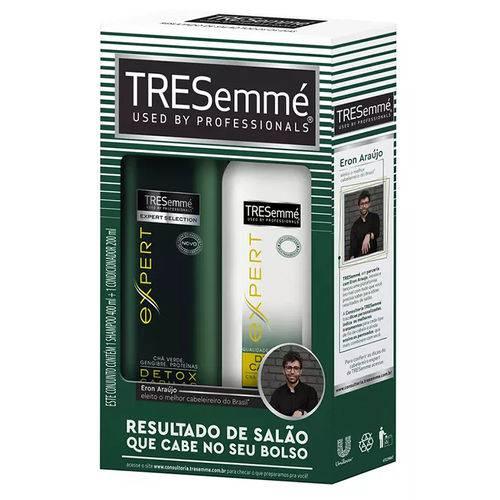 Kit Tresemme Shampoo 400ml+Condicionador 200ml Preço Especial