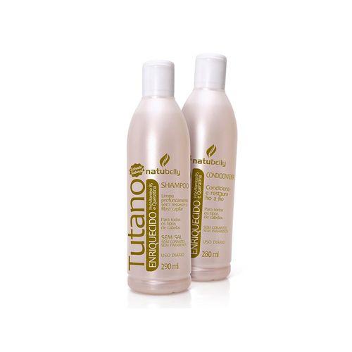 Kit Tutano Shampoo e Condicionador Natubelly