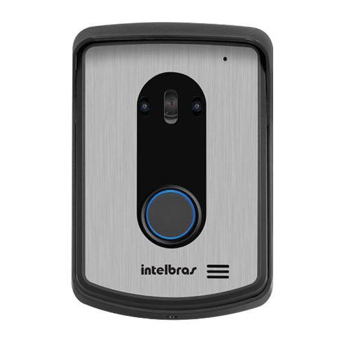 Kit Vídeo Porteiro Intelbras Iv4010 Hs Lcd 4equot. Colorido