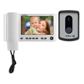 Kit Videoporteiro com Monofone Intelbras IV 7010 HS - Branco