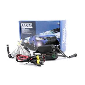 Kit Xenon LED Agile 2010 2011 2012 Farol Milha H3 2200 Lumis 12 e 24v