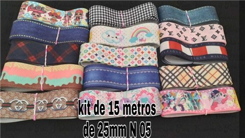 Kits de 15 Metros de 25Mm N05