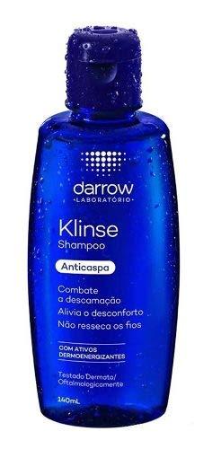 Klinse Darrow Shampoo Anticaspa 140ml