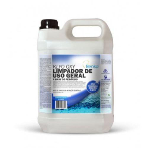Klyo Oxy - Limpador de Uso Geral a Base de Peróxido 5 Litros - Renko