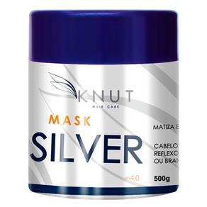 Knut Silver Máscara de Tratamento 500g