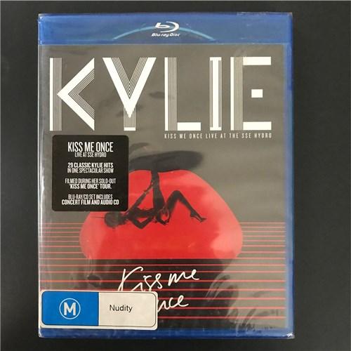 Kylie Minogue - Blu-ray - Kiss me Once