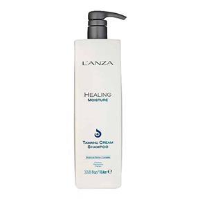 L`anza Healing Moisture Tamanu Cream Shampoo Litro