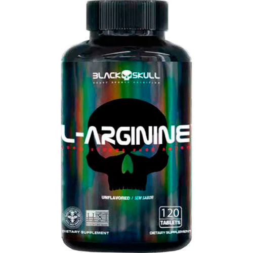 L-arginine 120 Tabletes - Black Skull