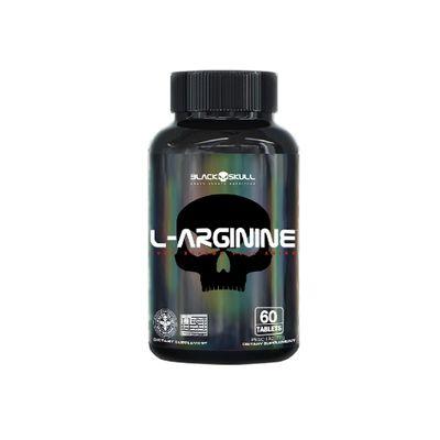 L-Arginine 60 Tabletes Black Skull