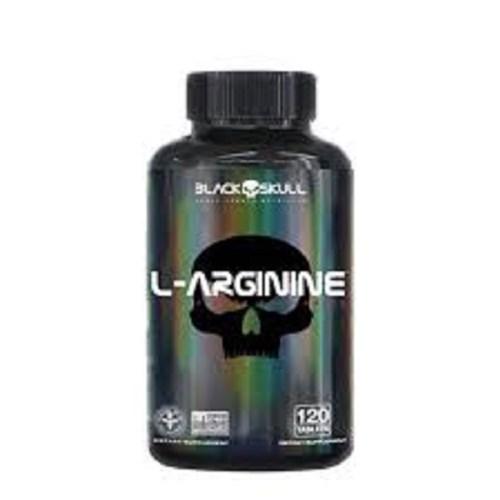 L Arginine Black Skull - 120 Tabletes