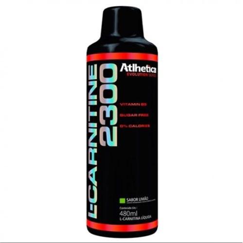 L-Carnitina 2300 480Ml Abacaxi - Atlhetica Nutrition