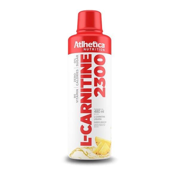 L-carnitina 2300 (480ml) Atlhetica Nutrition - Athletica Nutrition