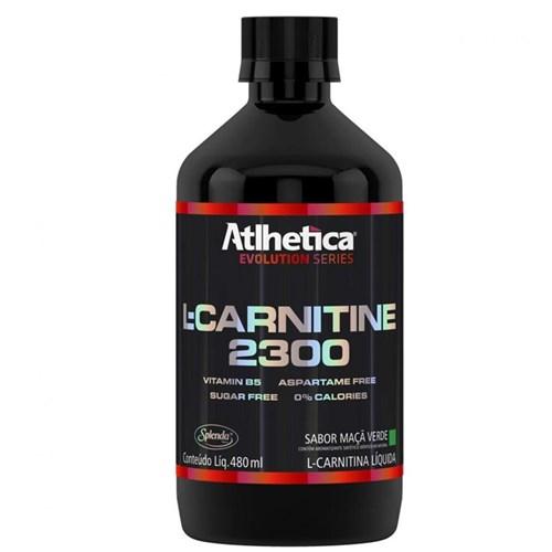 L Carnitina 2300 480ml Atlhetica