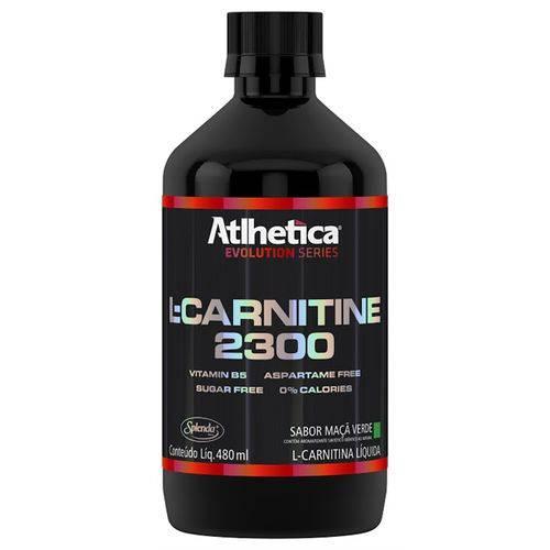 L-carnitina 2300 Atlhetica 480ml
