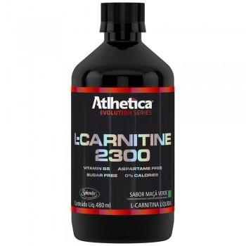 L-Carnitina 2300 - Evolution Series - 480 Ml- Atlhetica