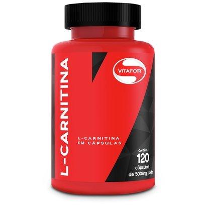 L-Carnitina 120 Cáps - VitaFor