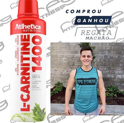 L-Carnitina 1400 480Ml Atlhetica
