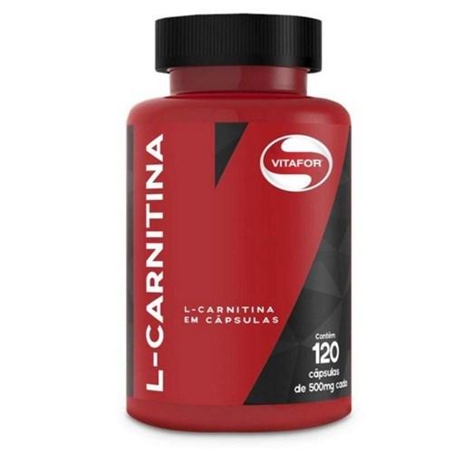 L-Carnitina 2G Vitafor 120 Caps