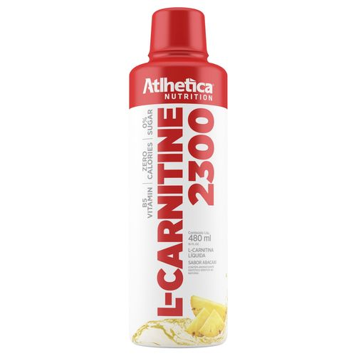 L-carnitine 2300 (480 Ml) - Abacaxi