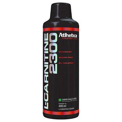 L-Carnitine 2300 480 Ml - Atlhetica Nutrition