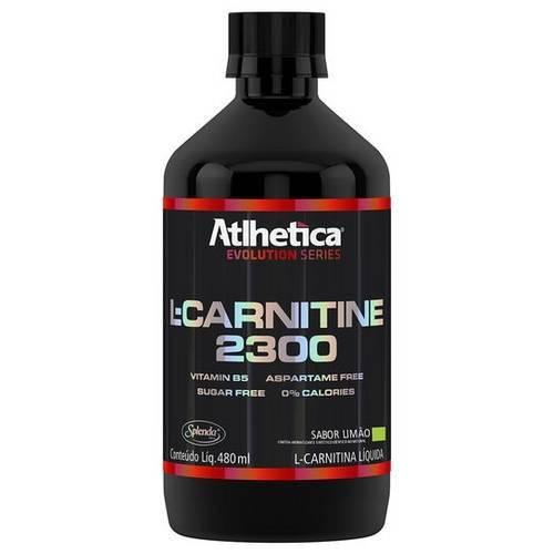 L-Carnitine 2300 - 480ml - Atlhetica Nutrition - Atlhetica Nutrition
