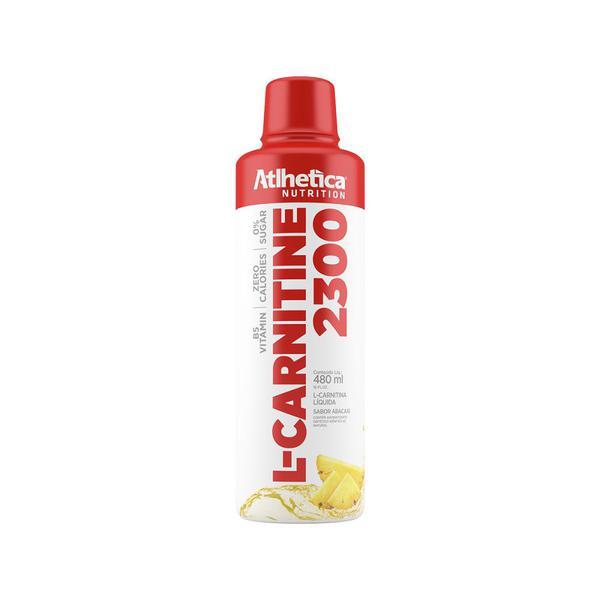 L-Carnitine 2300 (480ml) - Atlhetica