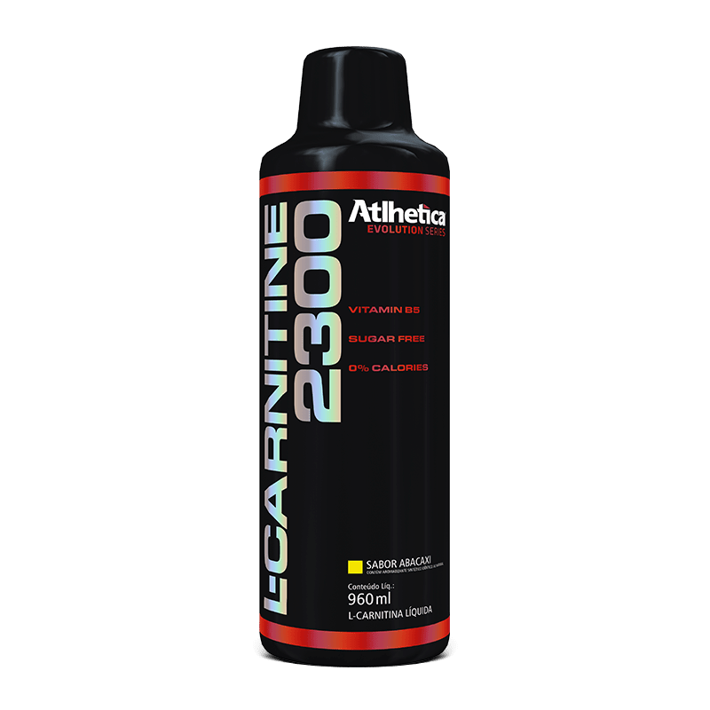 L-Carnitine 2300 (960ml) Atlhetica Nutrition