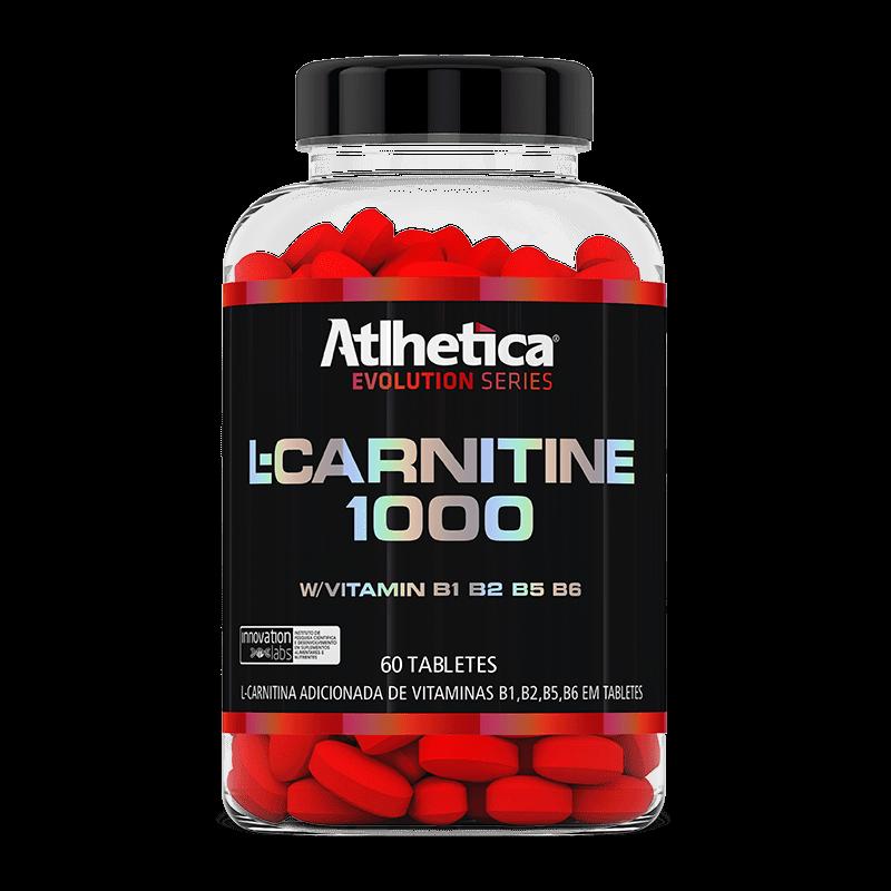 L-Carnitine 1000 (60tabs) Atlhetica Nutrition