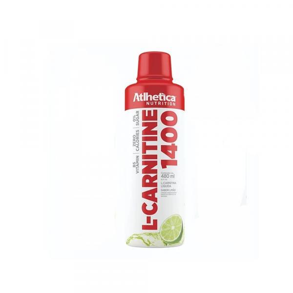 L-Carnitine 1400 480 Ml - Atlhetica Nutrition