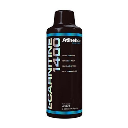 L-Carnitine 1400 - 480ml Abacaxi - Atlhetica - Atlhetica Nutrition