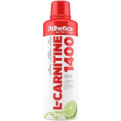 L- Carnitine 1400 480ml - Atlhetica