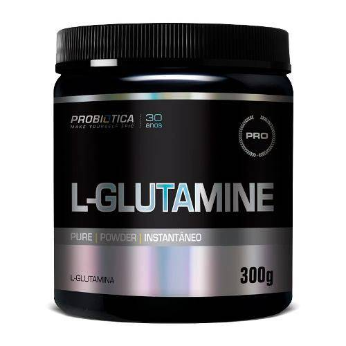 L-glutamina (300g) - Probiótica