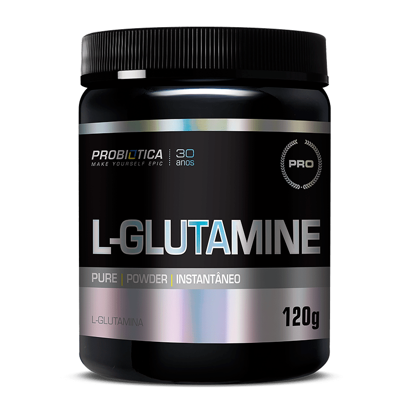 L-Glutamina (120g) Probiótica