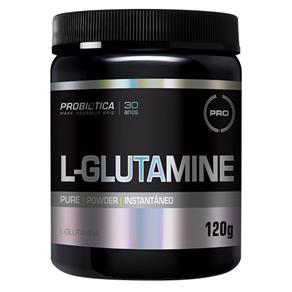L-Glutamina - 120G - Probiótica