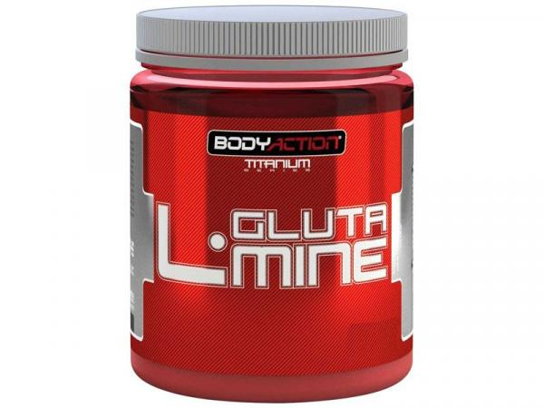 L-Glutamina 500g - Body Action
